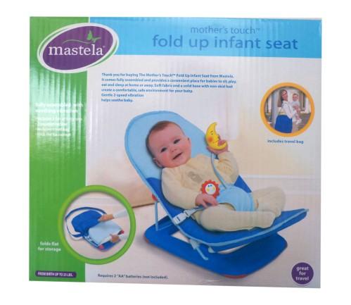 Infant seat mastela